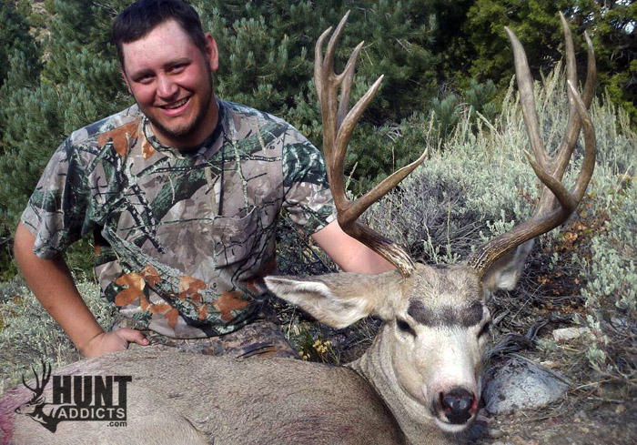 Seth's Big Mule Deer Buck