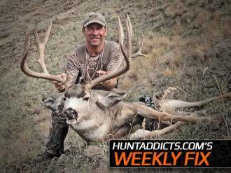 Dan's Idaho Muley!