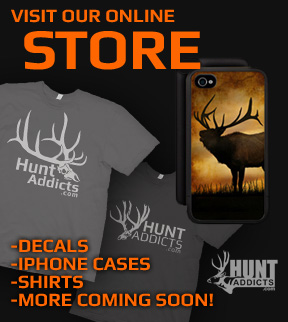 Deer and Elk Hunting T-shirts